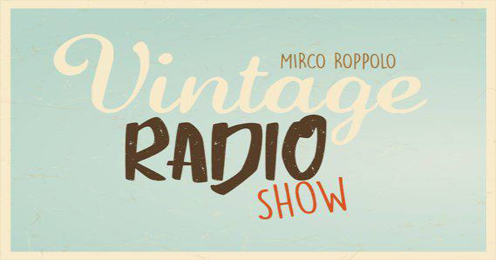 Vintage Radio Show