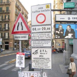Palermo, il Tar salva la Ztl: respinto il ricorso