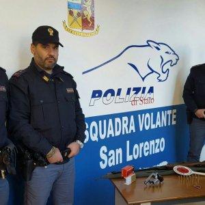 Palermo, il figlio sventa l'omicidio della madre e fa arrestare il padre