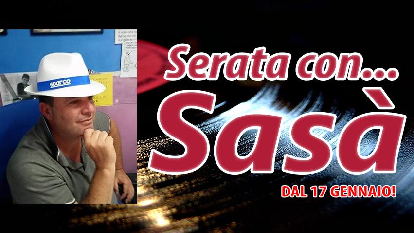 Serata con… Sasà