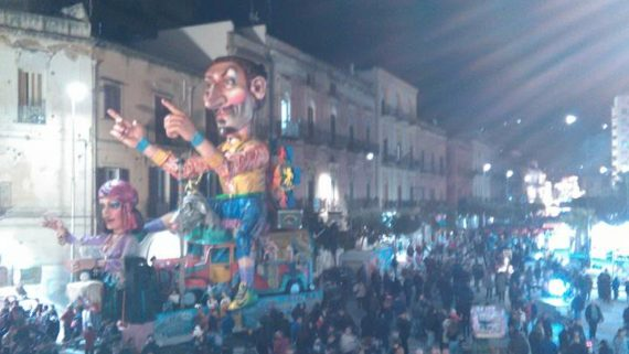 Carnevale Di Sciacca – Diretta