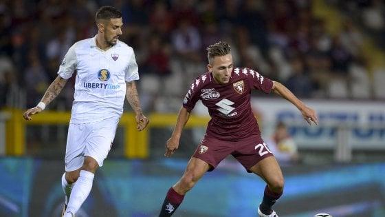 Coppa Italia: Trapani fuori, battuto dal Torino 7-1