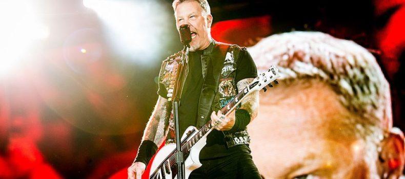 Metallica: ecco cosa James Hetfield ammira nei suoi compagni di band