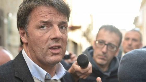 Palermo, tamponamento fra due auto di scorta a Renzi: nessun ferito