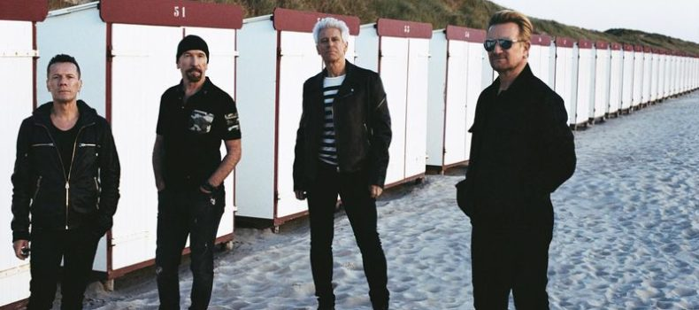 """Adam Clayton (U2): """"Faremo dei concerti dopo l'estate"""""""