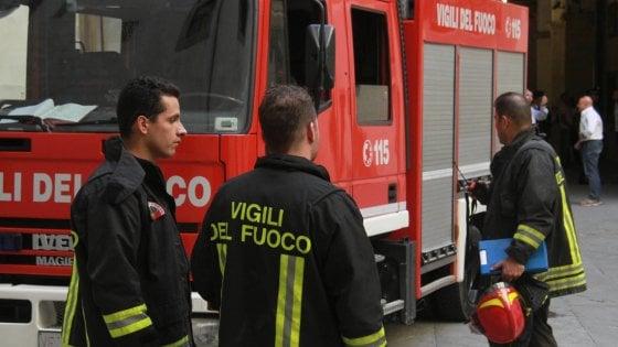 Catania, incendio alla sede della squadra di rugby. Martedì la visita di Mattarella