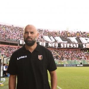Play off, il Palermo si prepara alla finale con il Frosinone: allenamento a porte chiuse al Barbera