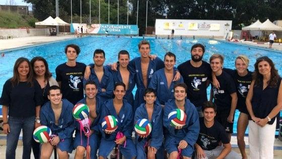 Disabili e normodotati insieme: Palermo, il sogno dei Delfini nel mondo della pallanuoto