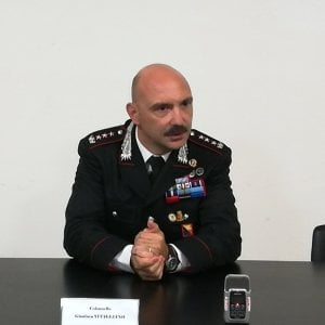 Trapani, Vitagliano nuovo comandante dei carabinieri