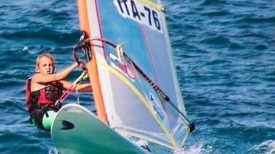 Windsurf: il palermitano Zavatteri campione italiano under 13