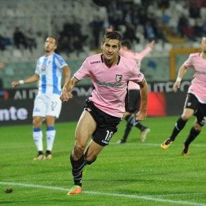 Palermo, Chochev non ha fortuna: contusione alla caviglia, nuovo stop