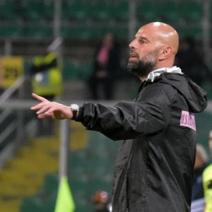 Stellone prepara il match con il Verona