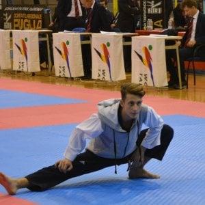 Palermo, il giovane Sampognaro ai mondiali di taekwondo a Taiwan