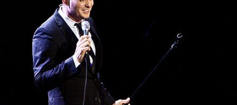 Michael Bublé torna in tour: annunciati i primi concerti (ma solo negli States). Una stella sulla Hollywood Walk of Fame