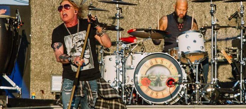 """Gary Sunshine parla di """"Oh My God"""" dei Guns N'Roses e della parte di chitarra di Dave Navarro"""