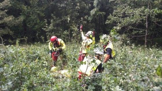 Palermo, escursionista cade e si ferisce: salvato dal soccorso alpino e dalla polizia