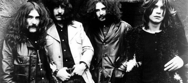 Black Sabbath, a Birmingham una mostra e una panchina in loro onore – FOTO