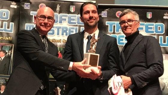 """Palermo, a Scurto il premio """"Maestrelli"""""""