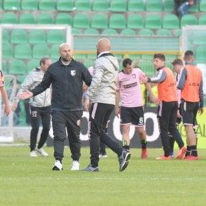 """Palermo, Stellone dopo la vittoria sul Carpi: """"Successo fondamentale"""""""