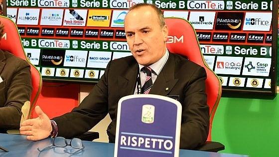 """Palermo deferito, il presidente di Lega: """"Addolorato per i tifosi, i tempi non li decidiamo noi"""""""