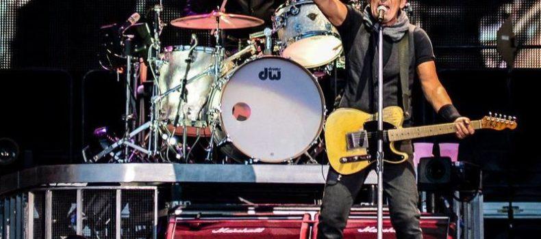 Bruce Springsteen, guarda la sua prima apparizione live del 2019 a New York. Il video