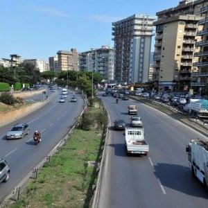 Palermo, lavori per il nuovo asfalto in circonvallazione