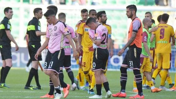 Palermo-Cittadella 2-2: per il secondo anno i rosanero costretti ai play-off