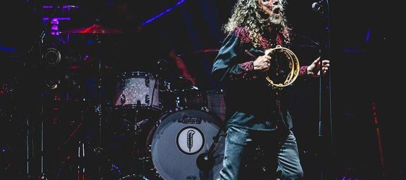 Robert Plant lancia il suo podcast