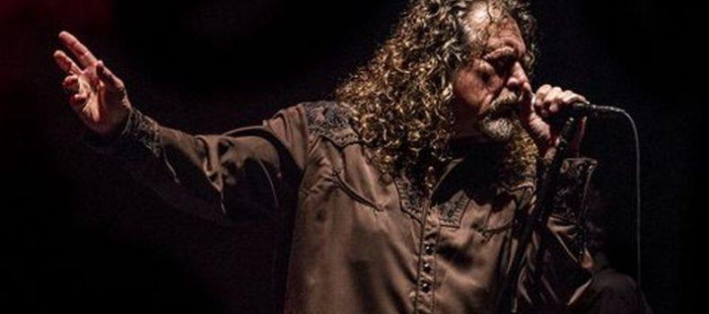 Robert Plant, un tour in Nord America il prossimo autunno