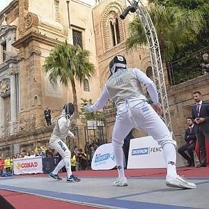 Campionati di scherma: Cassarà batte Foconi e conquista il titolo nel fioretto