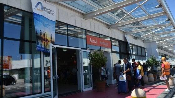 """L'aeroporto di Palermo """"vola"""" anche a maggio, 2,5 milioni di passeggeri in 5 mesi"""