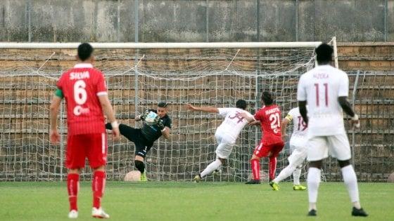 Il Trapani conquista un pari a Piacenza: in casa il match-point per la B