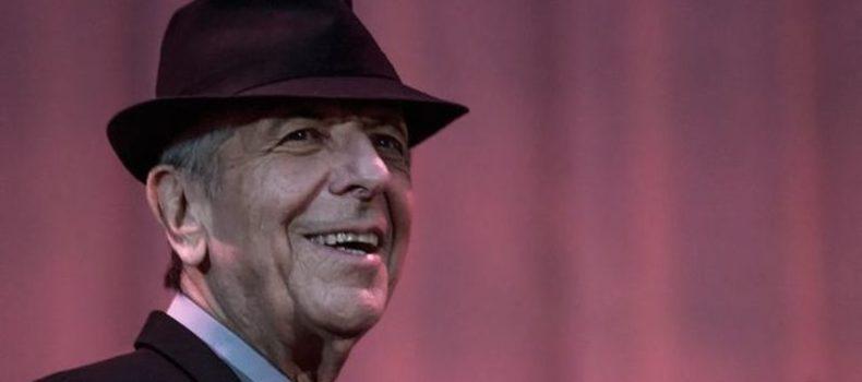 Leonard Cohen: vendute all'asta le sue lettere d'amore