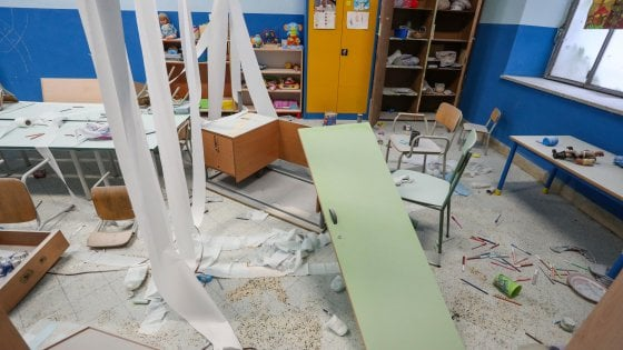 Palermo, arrivano le telecamere nella scuola vandalizzata alla Zisa
