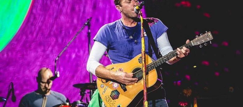Coldplay: nuovo album in arrivo a fine novembre