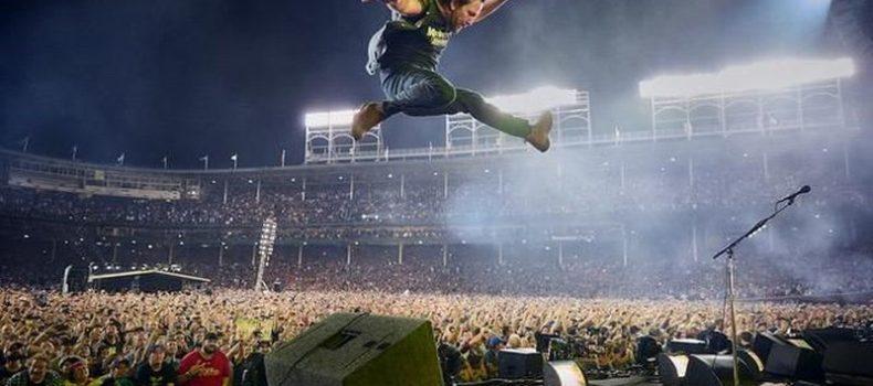 I Pearl Jam pubblicano a sorpresa questo disco per la prima volta in vinile