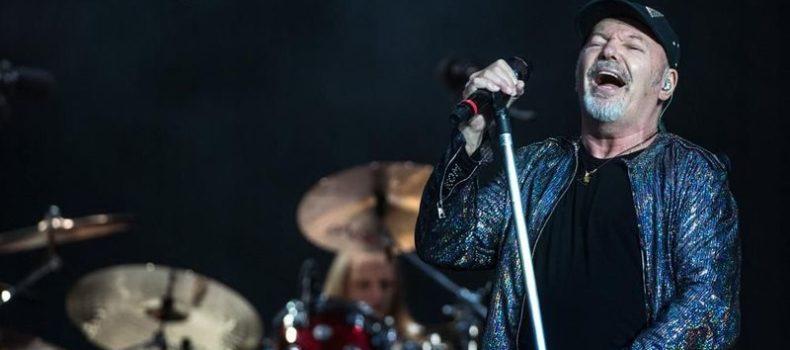 Vasco Rossi: 'Farò un festival a Imola'. Ci saranno anche i Pearl Jam?